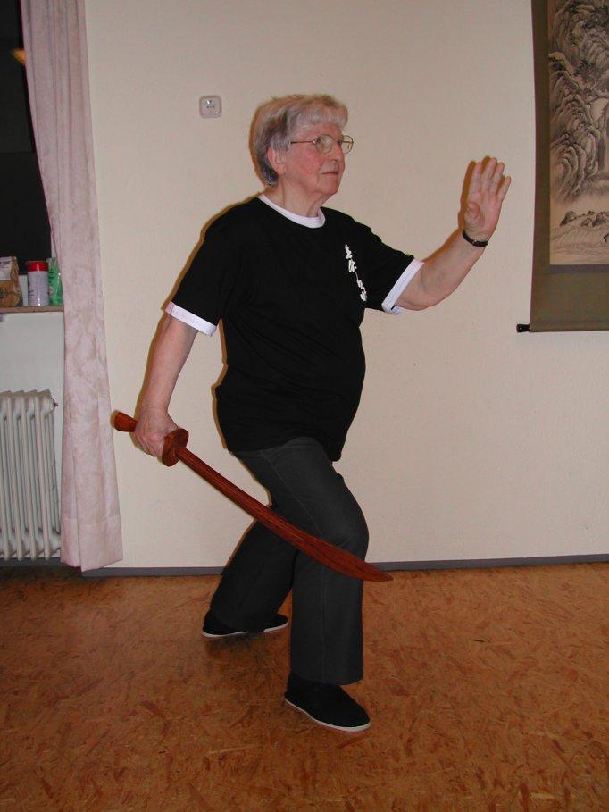 Seniorentraining mit Tai Chi