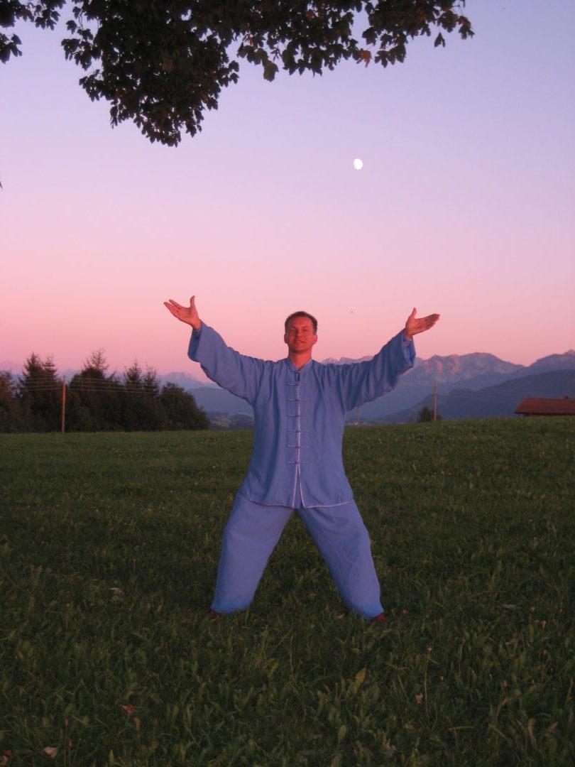 Stand-Meditation