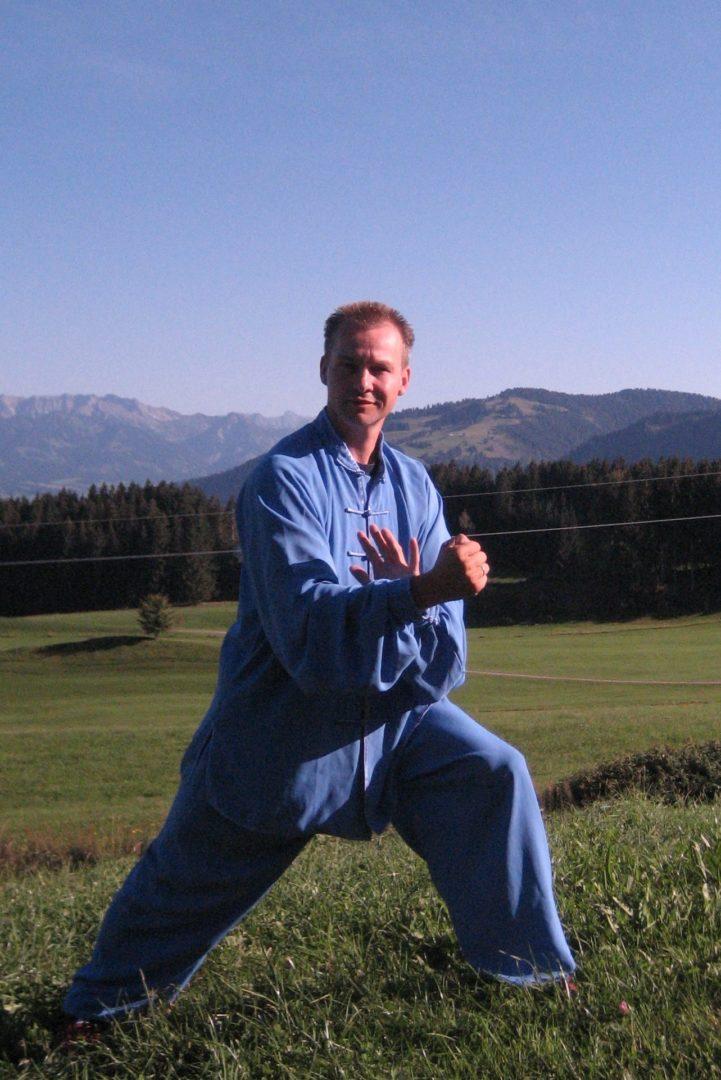 Seminarhaus im Allgäu für Tai Chi & Neijia Kampfkunst
