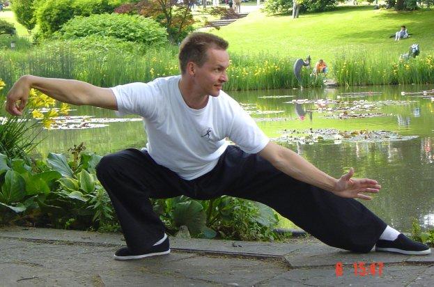 Karate und Tai Chi Lehrer