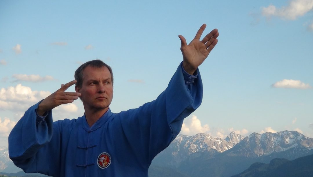 Tai Chi Personal Training