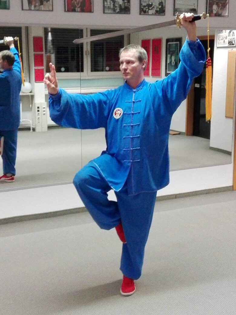 Tai Chi Schwert in der Kampfkunst